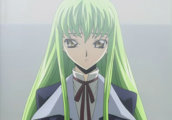 CC of Code Geass