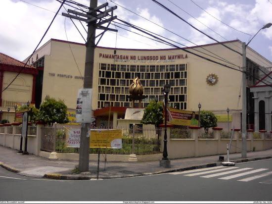 Pamantasan ng Lungsod ng Maynila in Intramuros