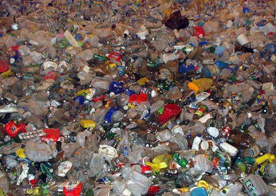 Neverending garbage