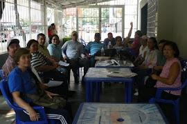 SABADO 11  ABRIL 2009.ACTIVIDAD AMBIENTALISTA EN SAN PEDRO. 2 JORNADA VAMOS A SALVARLOS