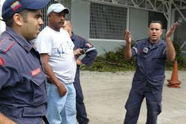 Tala en Los Chaguaramos por parte de los Bomberos de Caracas.