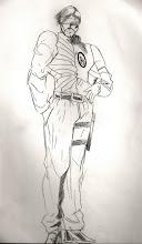 Capitão Bioclone - Origens