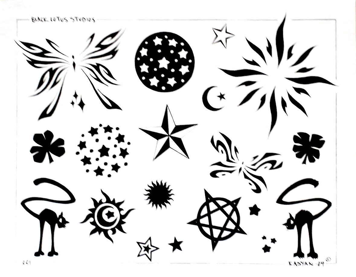 Nautical Star Coloring Pages - Free Coloring Pages