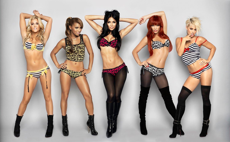 Nicole Scherzinger, The Pussycat Dolls & Sexy Lingerie