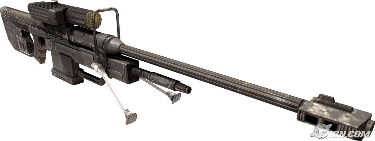 SRS99D S2 AM Sniper Rifle