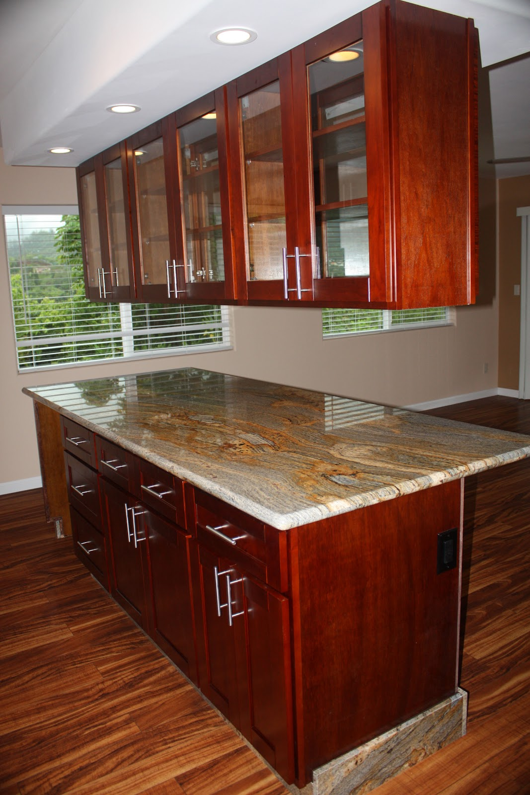 Hawaiian Kitchen Cabinets