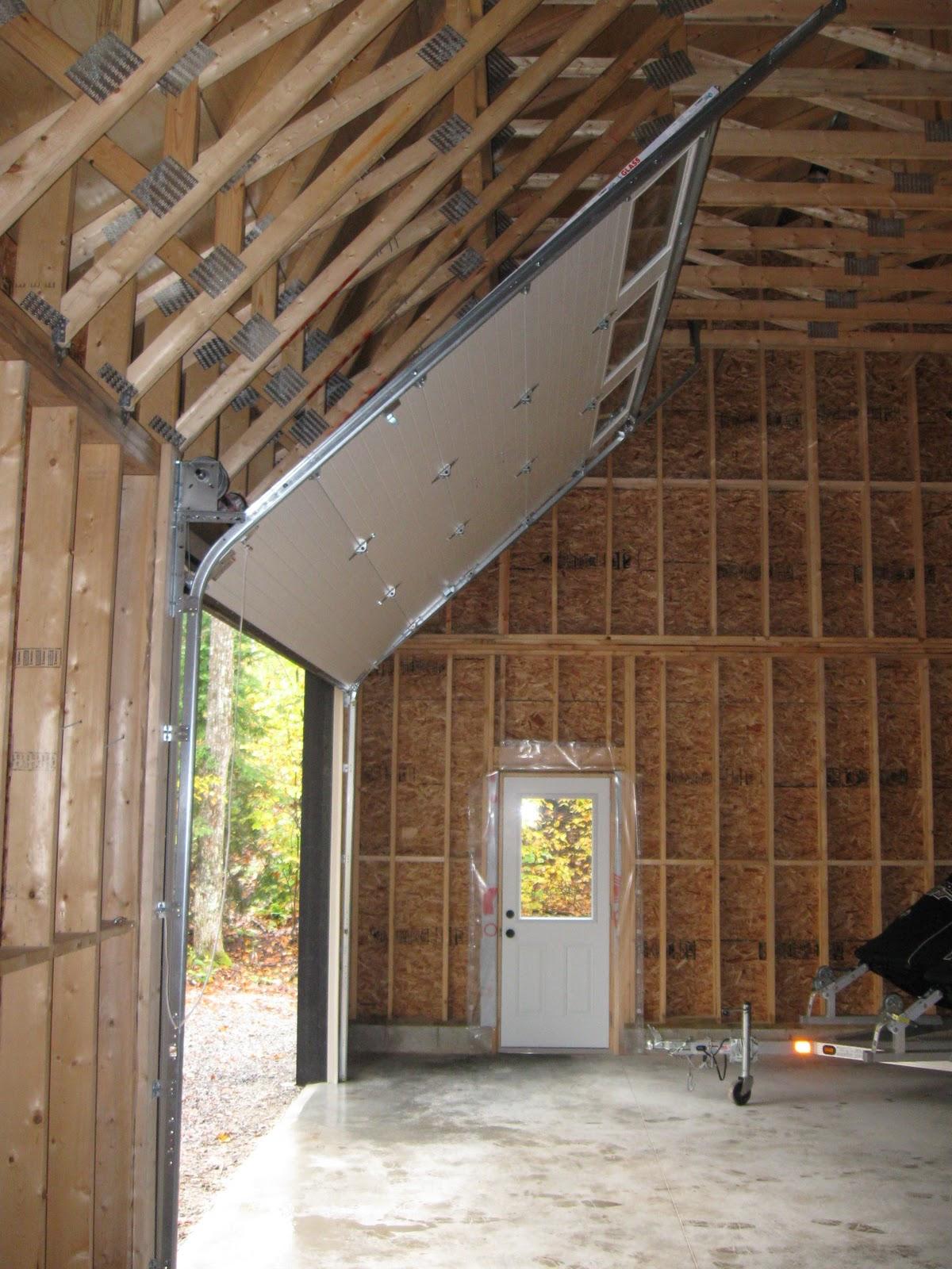 1600 #63462F Complete With R13.5 Insulated Garage Doors wallpaper Complete Garage Doors 36251200