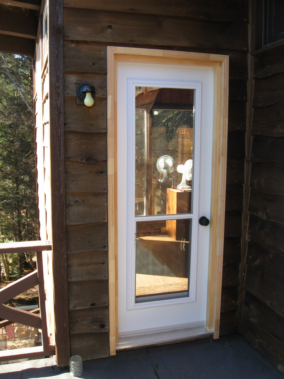 Rave projects new upgraded windows and doors kawagama for New windows and doors