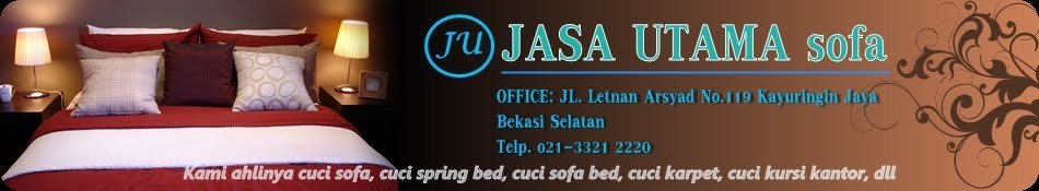 cuci sofa, cuci spring bed, cuci sofa bed, cuci karpet, laundry sofa
