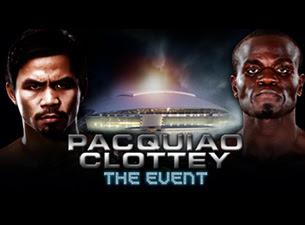 Watch Manny Pacquiao vs Joshua Clottey Live Stream Online