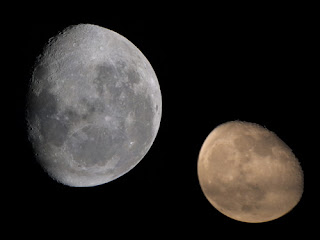 Two Moons on 27th August