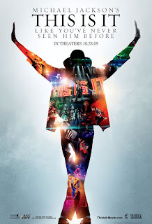 Michael Jackson This Is It Movie movie poster