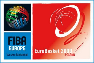 France vs Turkey - FIBA Eurobasket 2009 Poland