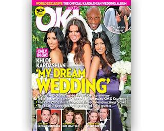 Khloe Kardashian Wedding Pics