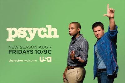 Psych Season Finale