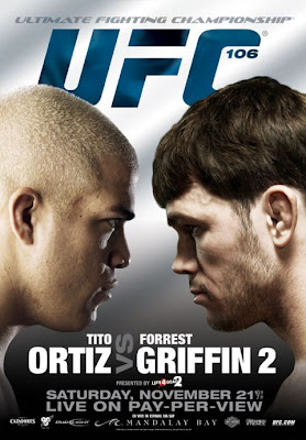 Watch UFC 106 Ortiz vs Griffin - Ultimate Fighting Championship 106