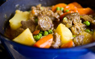 Chessy Beef Stew