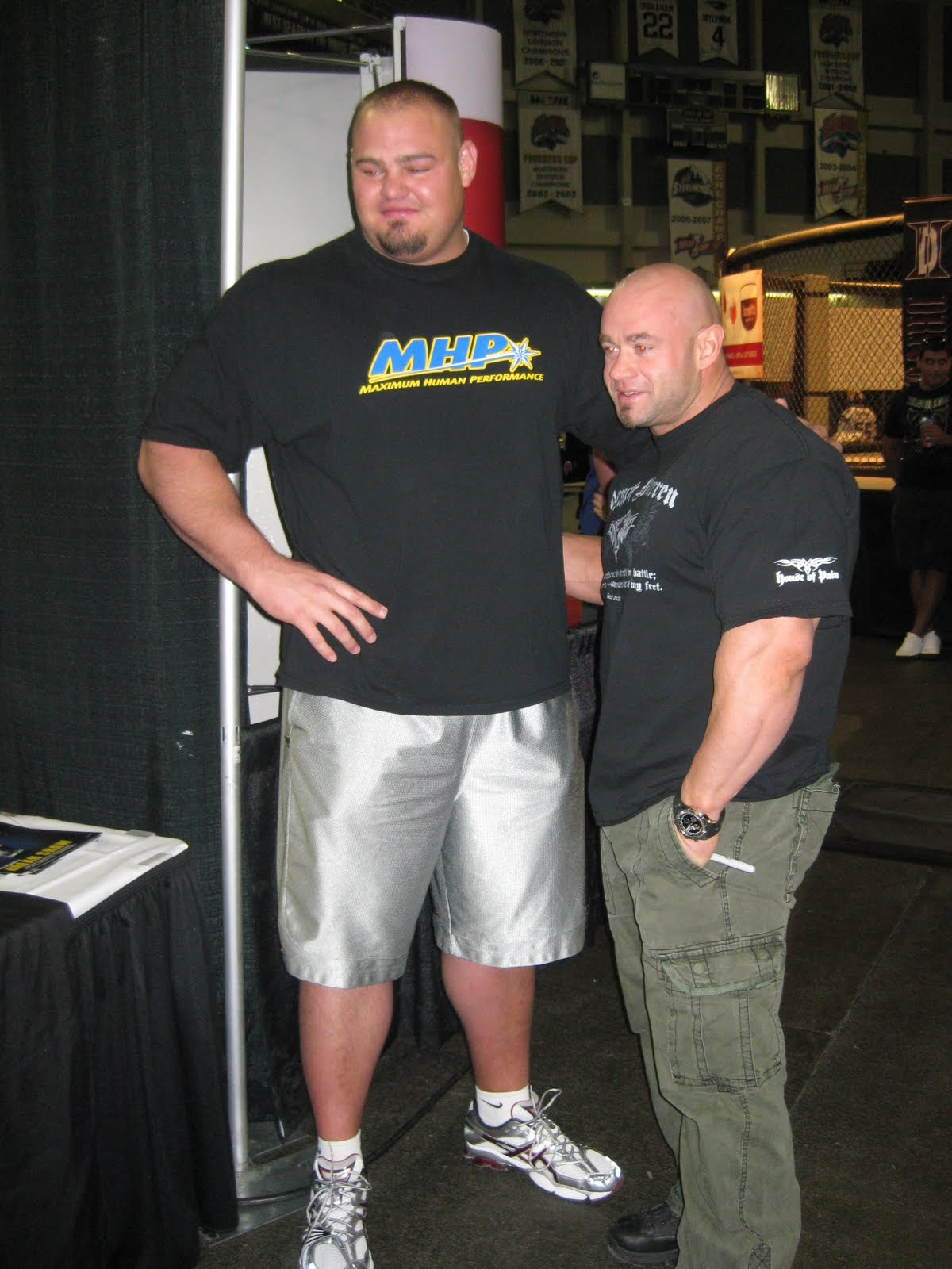 Article about Brian Shaw and strongman competitions