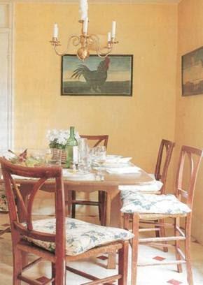 Como pintar colores para pintar el comedor - Colores para pintar un salon comedor ...