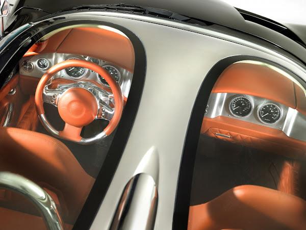 Spyker C12 Zagato Coupé 2010 top