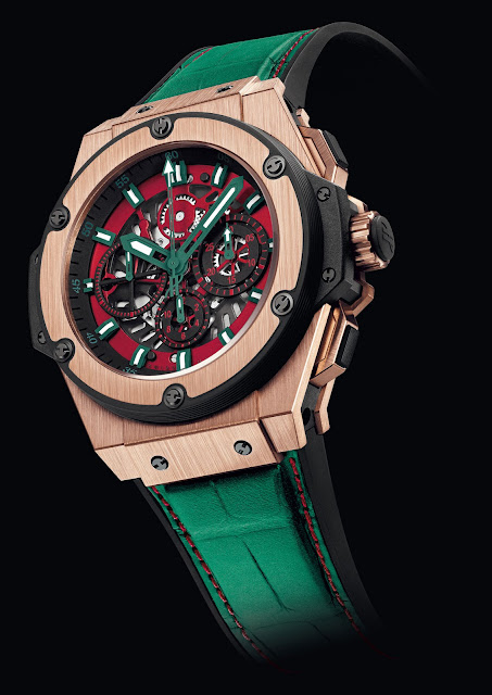 Hublot Special Edition 200th anniversary of the independence of Mexico