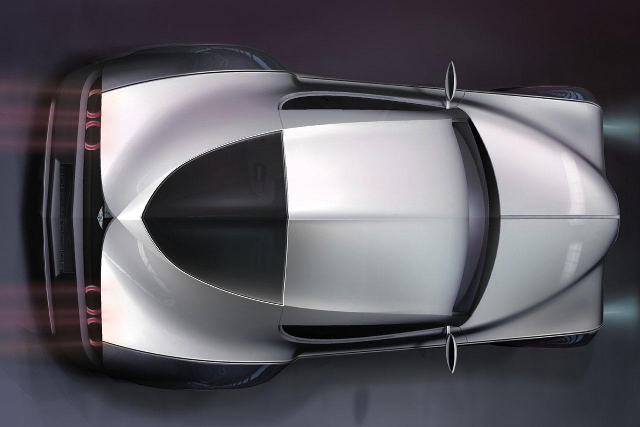 Эксклюзивный автомобиль Morgan EvaGT