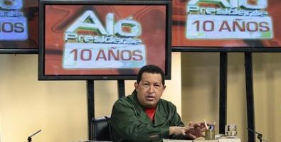 Se derrumba la revolución de Chávez