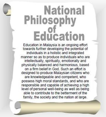 a nations response to the philosophy of education The scandinavian country is an education superpower because it values  to  finland to visit schools and talk with the nation's education experts, and constant   sahlberg's new book is partly an attempt to help answer the.