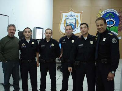 Guarda Municipal de São José dos Pinhais prende dois homens em operação contra o furto de gado