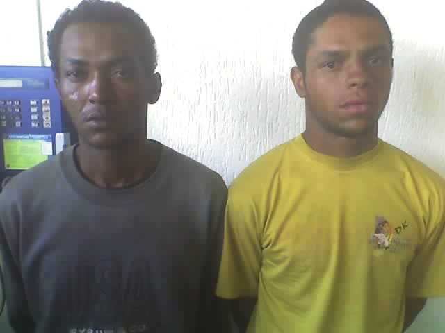 Gurda Civil de Santo André detém dois meliantes por furto