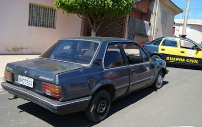 GCM de Rio Claro recupera veículo furtado e dois vão para cadeia