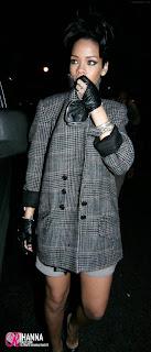 Rihanna handschoenen foto's