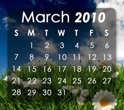March 2010 Visa Bulletin