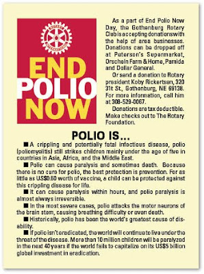 Today is World Polio Day | Are those with polio inaddmissible to Canada?