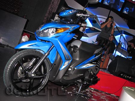 NEW LAUNCHING YAMAHA XEON 125