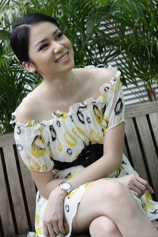 Cute Young Indonesian Actress Laura Basuki