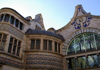 Gaudi in Norwich