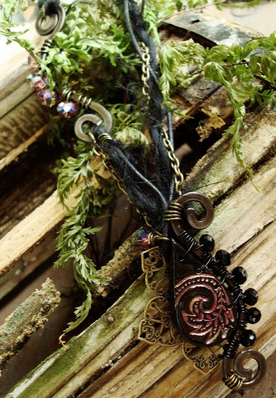 gothic inspired jewelry