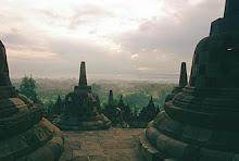 Yogjakarta , Borobodur 29 August 2009