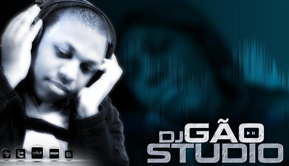 DJ GÃO STUDIO FUNK