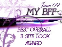 Winner of June's Best Overall E-site Look Award