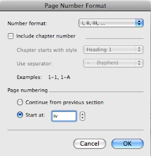 Page numbering in Word 2003 - Microsoft Community | Forum