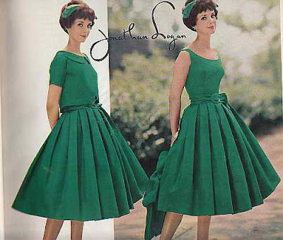 платья 60-х годов выкройки.