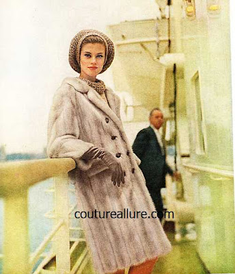 1963 emba mink fur coat