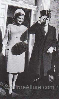 Jacqueline Kennedy inauguration