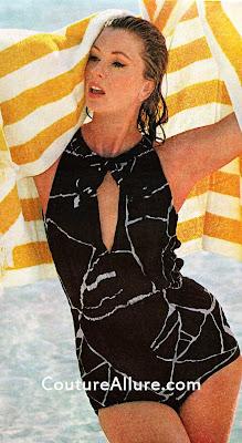 1964, rose marie reid swimsuit, suzy parker
