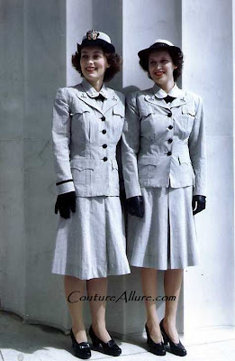 Mainbocher and the WWII Navy WAVES Uniform