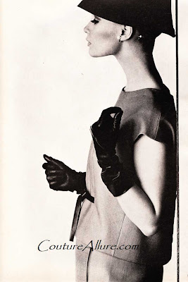 norman norell dress, 1963