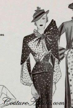 callot soeurs, 1934