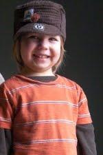 Bastian - Age 3